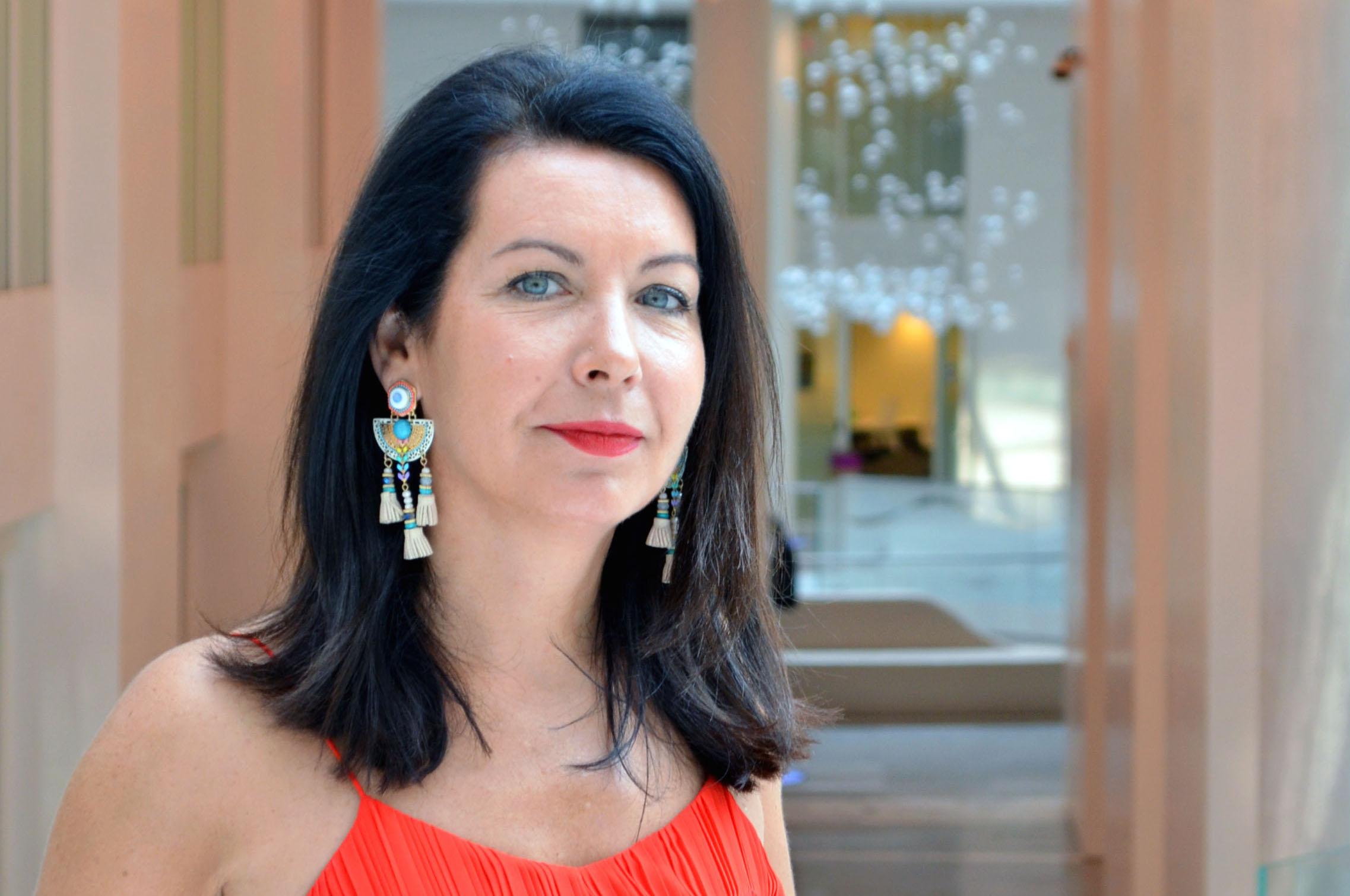 Chrystele Villotte, experte de l'immobilier résidentiel : vivre et habiter autrement