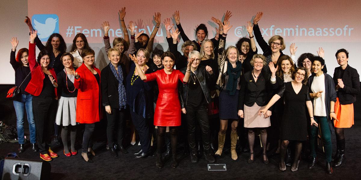 Découvrez les lauréates du concours Femmes En Vue voxfemina