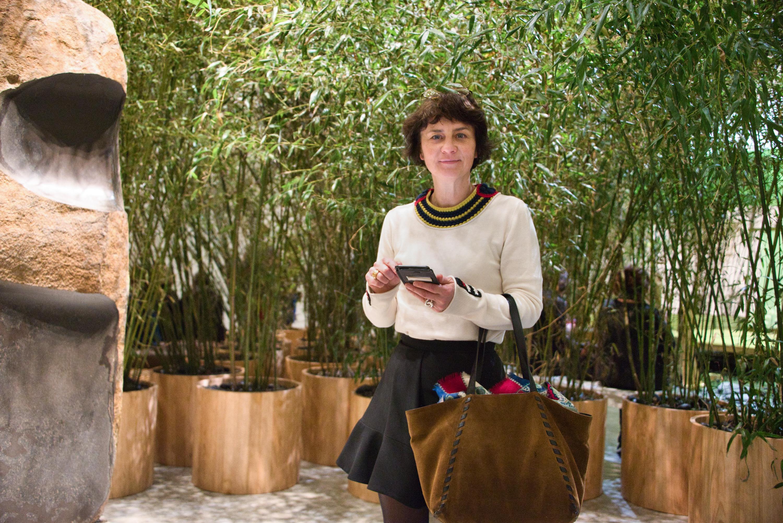 Marie Cécile Pinson, lauréate Femmes En Vue Saison 6 : Le bois dans tous ses états !