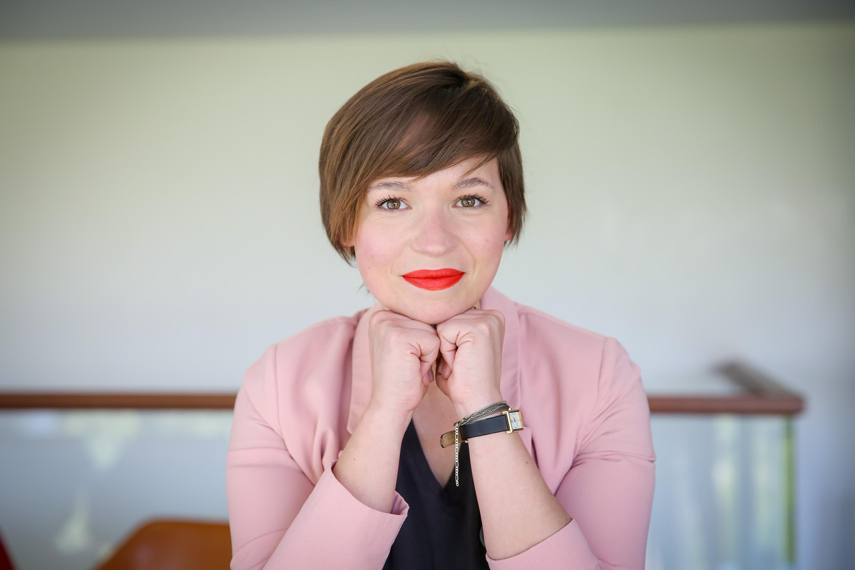 Mathilde Perraud, plus de femmes dirigeantes dans la Tech, c'est possible